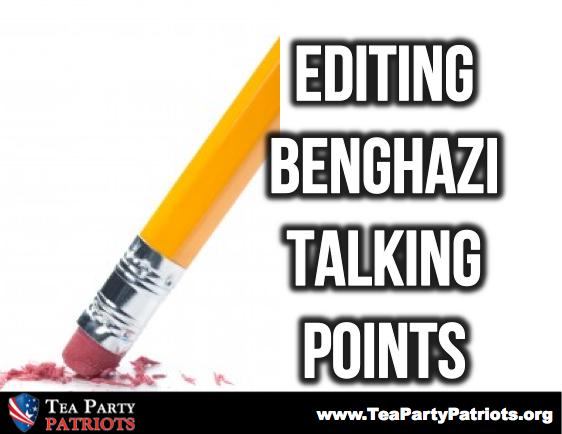 Benghazi talking points