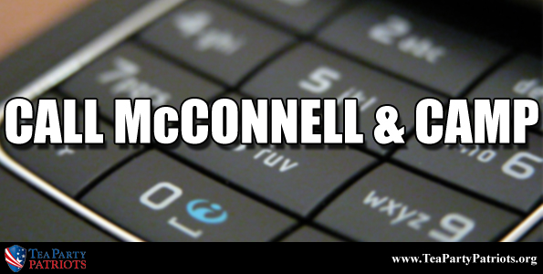 Call McConnell and Camp Thumb