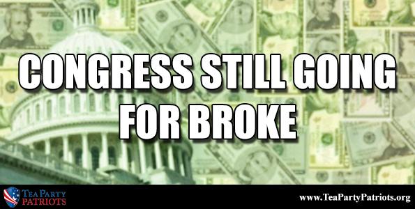 Congress Going for Broke Thumb