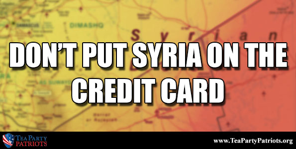 Don't Put Syria Thumb
