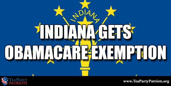 Indiana Exemption Thumb