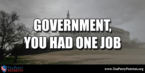 Government One Job Thumb